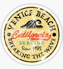 Venice Beach California Sticker