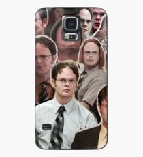 Dwight Schrute - Das Büro Hülle & Klebefolie für Samsung Galaxy