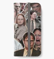 Vinilo o funda para iPhone Dwight Schrute - La oficina