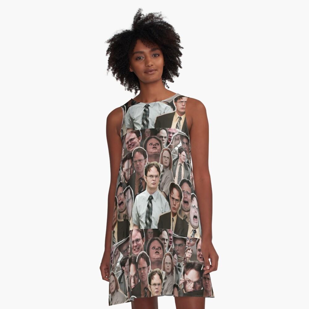 Dwight Schrute - The Office A-Line Dress