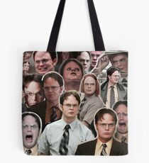 Dwight Schrute - The Office Tote Bag
