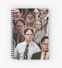 Cuaderno de espiral Dwight Schrute - La oficina