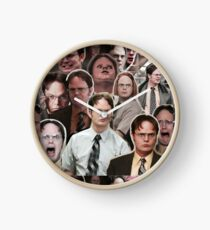 Dwight Schrute - The Office Clock
