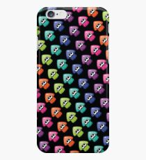 Rainbow Squid on black iPhone 6 Case