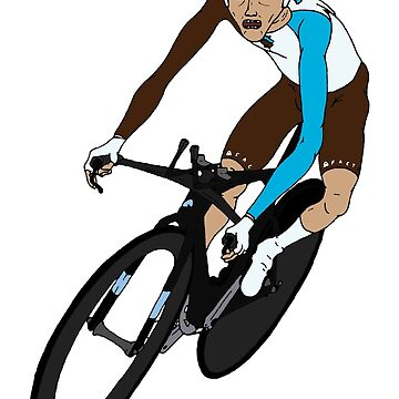 Romain Bardet by Number14