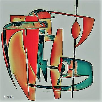 Decorative-Figurative-Modern-Collection 2017. by IgorBajenov