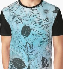 Modern Jungle Graphic T-Shirt