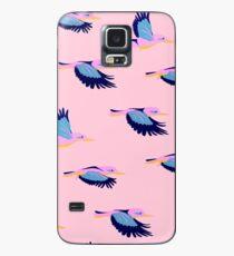 Kingfishers No.2 Case/Skin for Samsung Galaxy