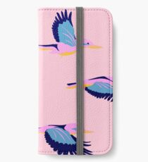 Kingfishers No.2 iPhone Wallet/Case/Skin