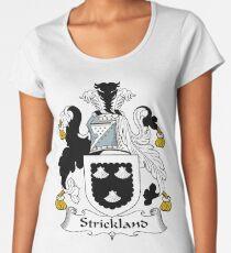 Strickland Women's Premium T-Shirt
