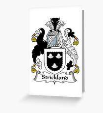 Strickland Greeting Card