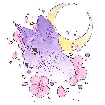 Luna by occulttrash