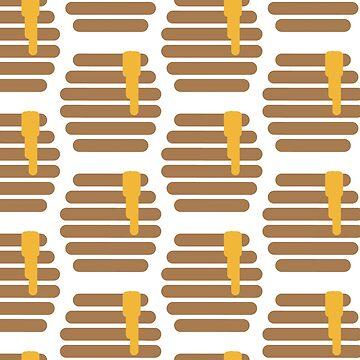 Honeypot Pattern by christymcnutt