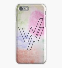 Sleeping With Sirens W iPhone Case/Skin