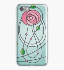 Mackintosh Rose iPhone Case/Skin