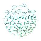 Hollywood - Los Angeles, California by AlexGDavis
