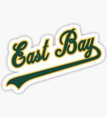 """""""East Bay Sticker"""