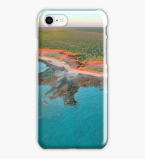 james price point coast sunset arial  iPhone Case/Skin