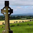 The Celtic cross by annalisa bianchetti