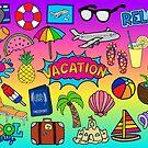Ferien von Corey Paige Designs