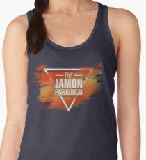 Jamon Paradigm Condensed Logo Women's Tank Top