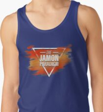 Jamon Paradigm Condensed Logo Tank Top