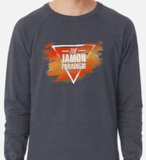 Jamon Paradigm Condensed Logo Lightweight Sweatshirt
