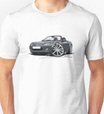 Mazda MX5 (Mk3) Grey T-Shirt