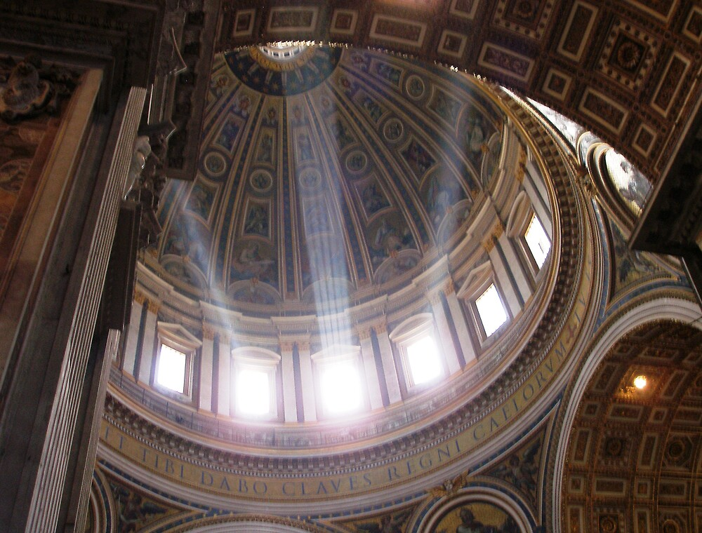 St Peters Dome by Leila Kennett