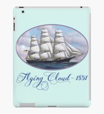 Flying Cloud iPad Case/Skin