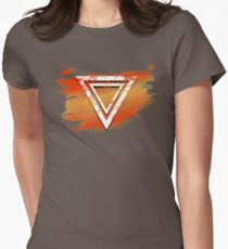 Jamon Paradigm Icon Women's Fitted T-Shirt