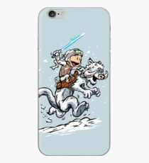 Calvin and Hoth iPhone Case