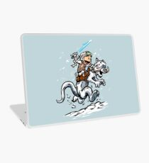Calvin and Hoth Laptop Skin