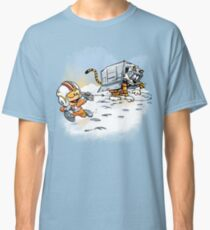 Attack of the Deranged Killer Snow Walkers Classic T-Shirt