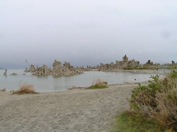 Mono Lake Tufa's by Tijen