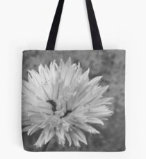 Flower of Chives 4 Tote Bag