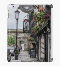 Three Kings, Chester, England iPad Case/Skin