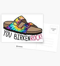 Postales ¡birkenrock!