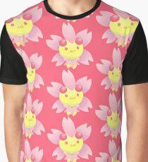 Pokemon- Cherrim Graphic T-Shirt