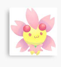 Pokemon- Cherrim Canvas Print