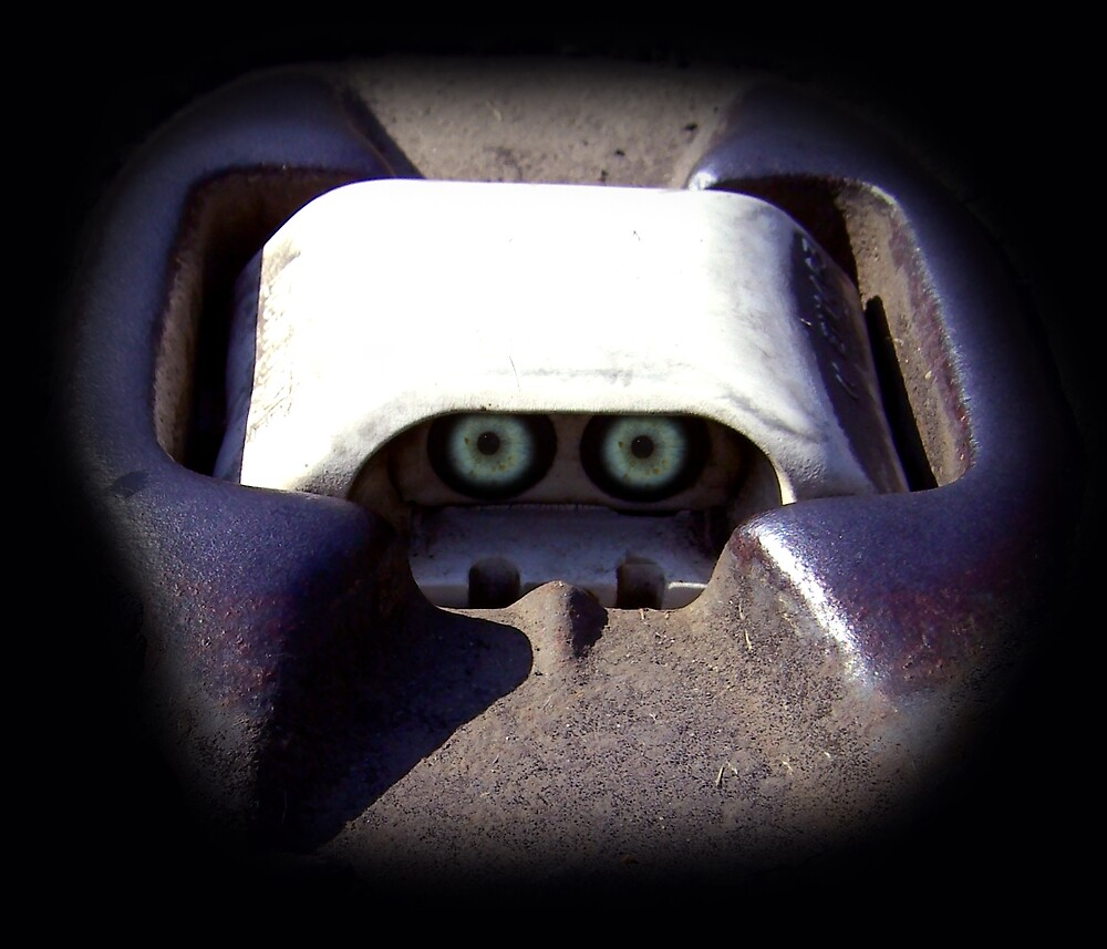 humaneyes or catseyes ... by SNAPPYDAVE
