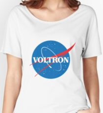 NASA (but it's voltron) Women's Relaxed Fit T-Shirt