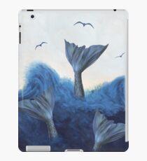 Meerjungfrauen iPad-Hülle & Klebefolie