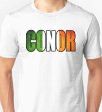 Conor McGregor - Ireland Flag Bold Text For Conor McGregor Fans T-Shirt
