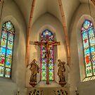 Grinzinger Pfarrkirche, 1190 Vienna Austria by Mythos57