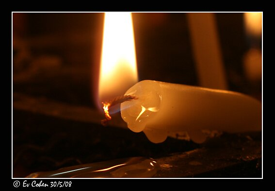 candlelight by EvCohen