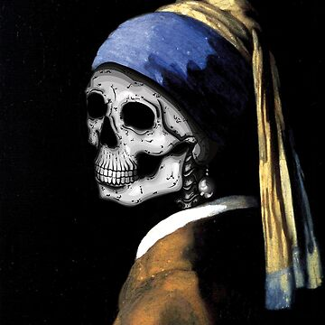 Skeleton Vermeer by 0990dav