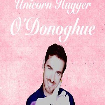 Colin Unicorn Hugger O'Donoghue by Emily-Desgins