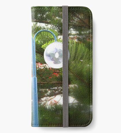 Sidewalk Lamp ... ein genauerer Blick iPhone Flip-Case