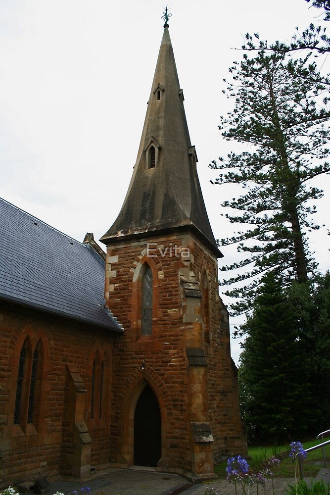Scots Presbyterian Church by Evita